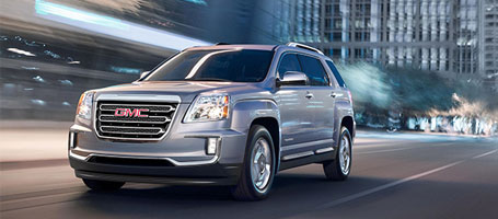 2016 GMC Terrain performance