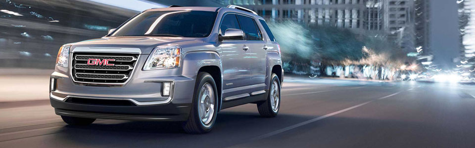 2016 GMC Terrain Safety Main Img