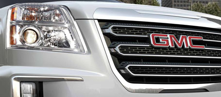 2016 GMC Terrain safety