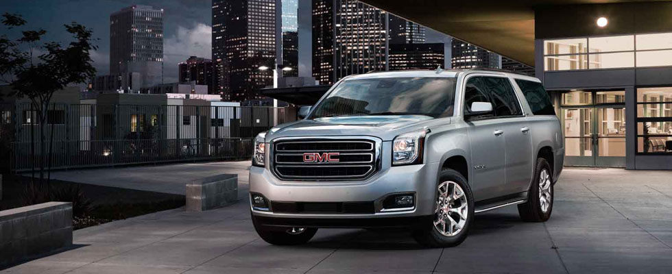 2016 GMC Yukon XL Appearance Main Img