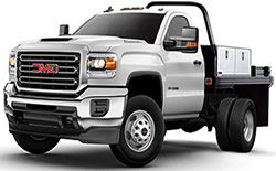 2017 GMC Sierra 3500 HD Chassis Cab For Sale in West Covina, CA