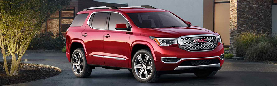 2017 GMC Acadia Denali Safety Main Img