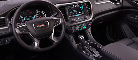 2017 GMC Acadia performance