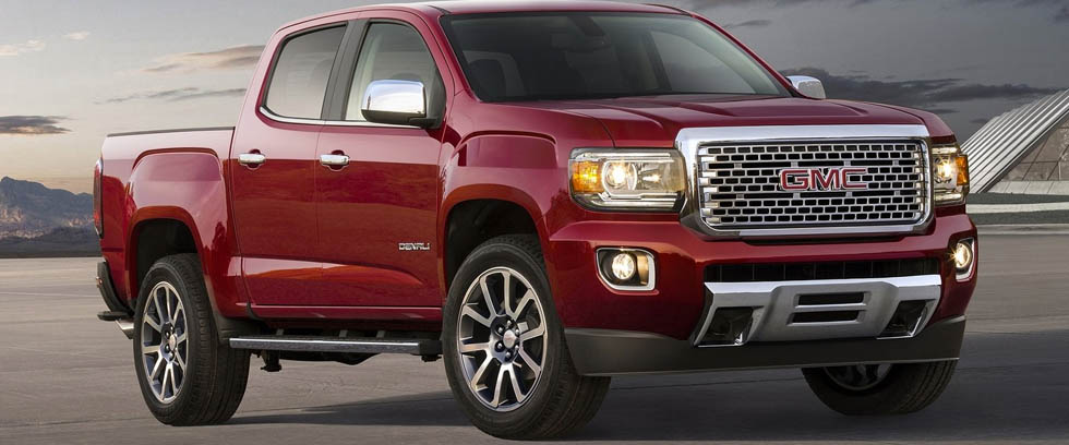 2017 GMC Canyon Denali Appearance Main Img
