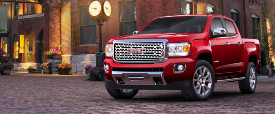 2017 GMC Canyon Denali Main Img