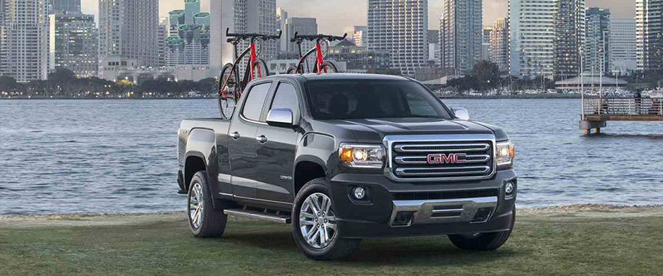 2017 GMC Canyon Main Img