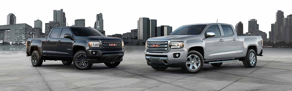 2017 GMC Canyon Safety Main Img