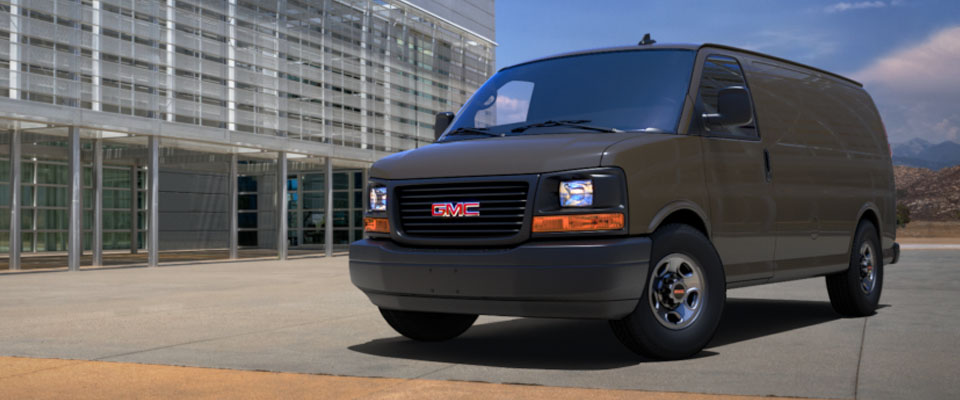 2017 GMC Savana Cargo Main Img