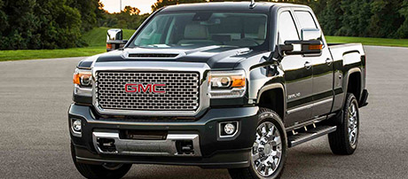 2017 GMC Sierra 2500 Denali HD performance