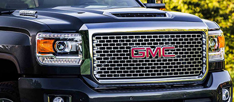2017 GMC Sierra 2500 Denali HD safety