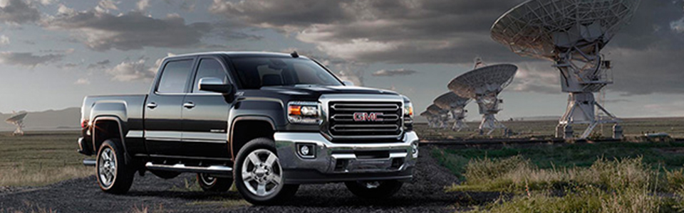 2017 GMC Sierra 2500 Safety Main Img