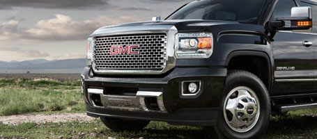 2017 GMC Sierra 3500 Denali HD performance