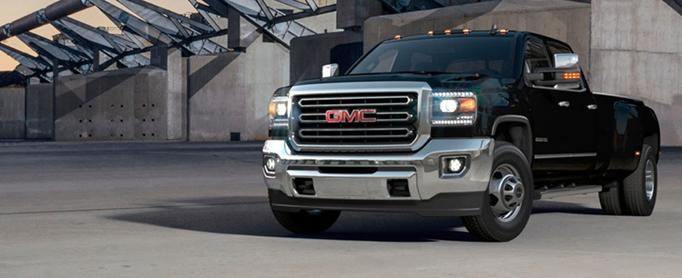 2017 GMC Sierra 3500HD Appearance Main Img