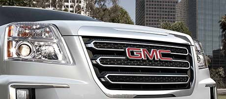 2017 GMC Terrain safety