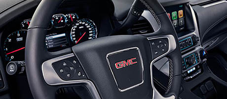 2017 GMC Yukon Denali performance