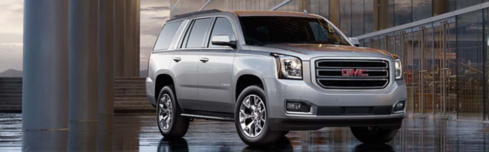 2017 GMC Yukon Safety Main Img