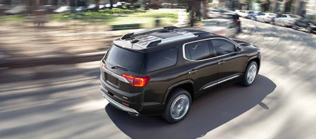 2018 GMC Acadia Denali performance