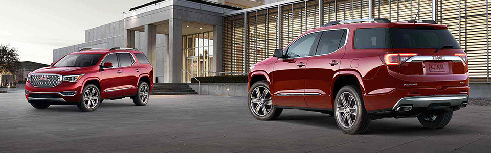 2018 GMC Acadia Denali Safety Main Img