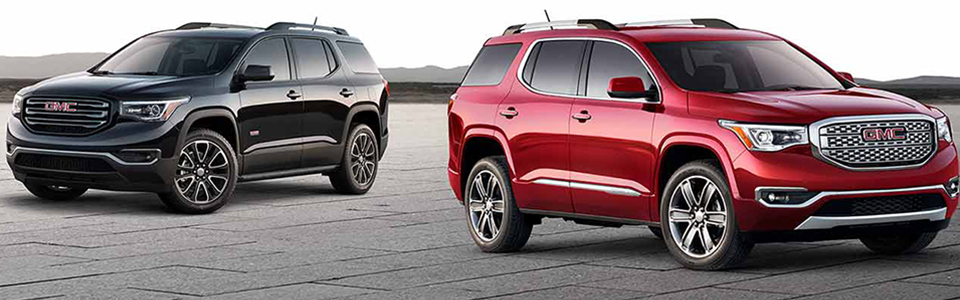 2018 GMC Acadia Safety Main Img