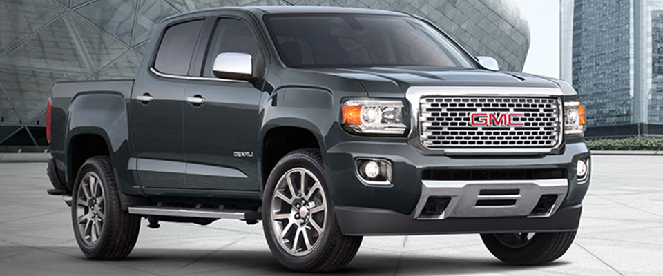 2018 GMC Canyon Denali Appearance Main Img