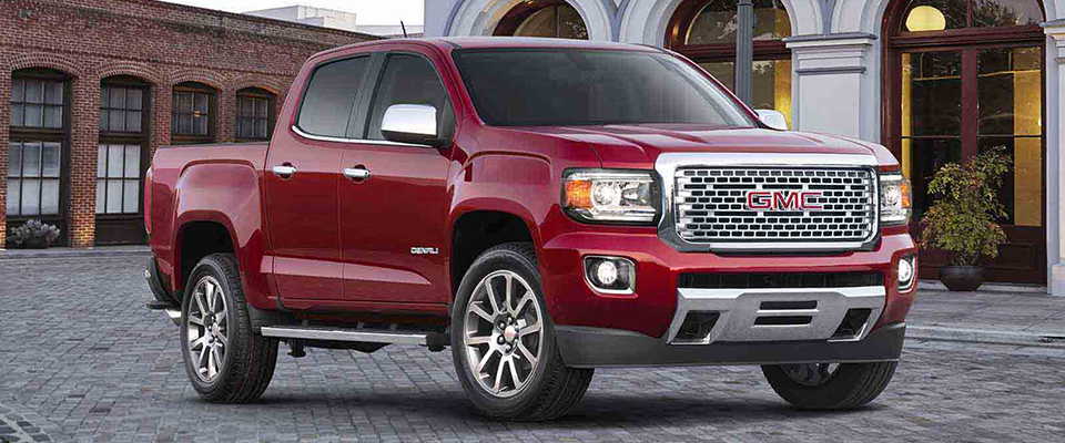 2018 GMC Canyon Denali Main Img