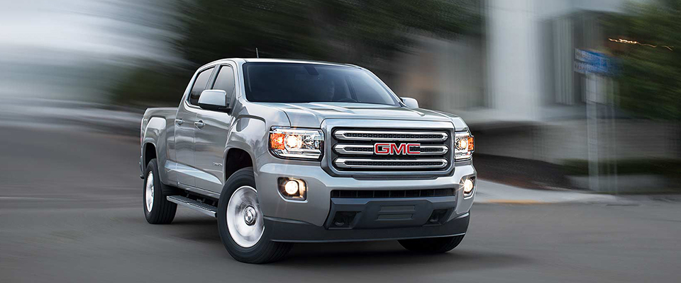 2018 GMC Canyon Appearance Main Img