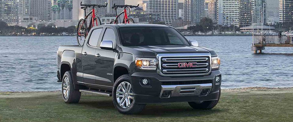 2018 GMC Canyon Main Img