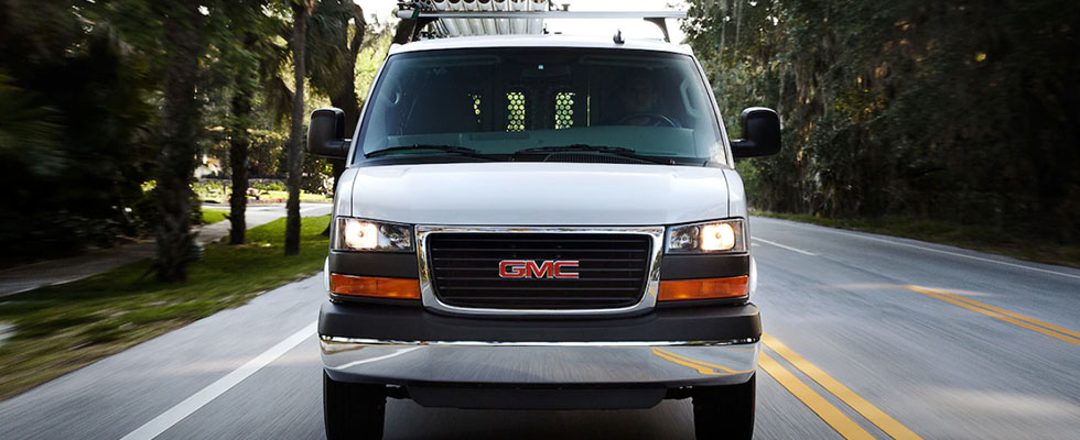 2018 GMC Savana Cargo Safety Main Img
