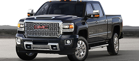 2018 GMC Sierra 2500 Denali HD performance