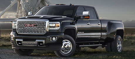 2018 GMC Sierra 3500 Denali HD performance