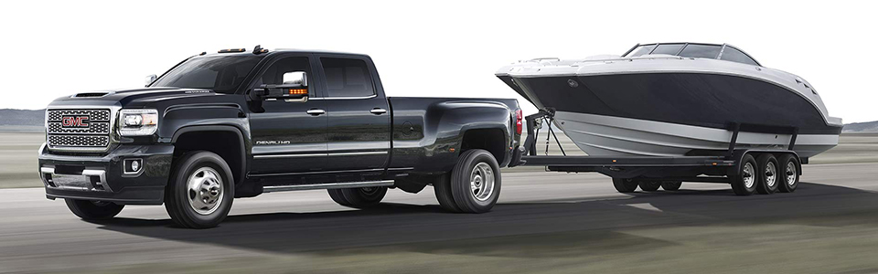 2018 GMC Sierra 3500 Denali HD Safety Main Img