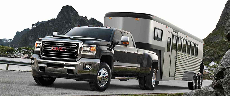 2018 GMC Sierra 3500HD Appearance Main Img