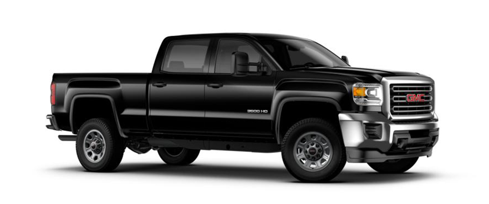 2018 GMC Sierra 3500HD Main Img