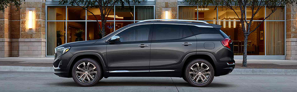 2018 GMC Terrain Denali Safety Main Img