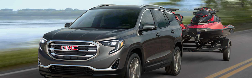 2018 GMC Terrain Safety Main Img