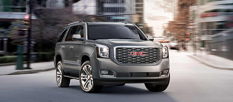 2018 GMC Yukon Denali performance