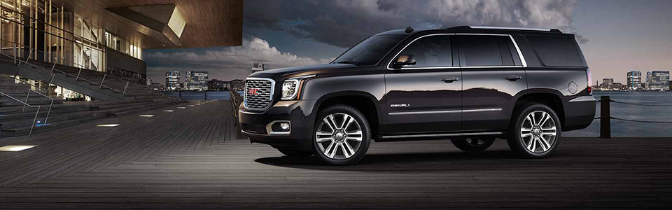 2018 GMC Yukon Denali Safety Main Img