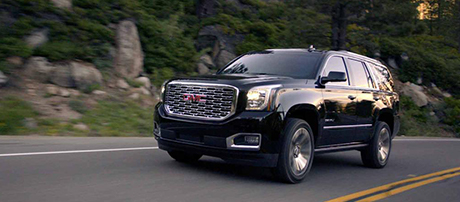 2018 GMC Yukon XL Denali performance