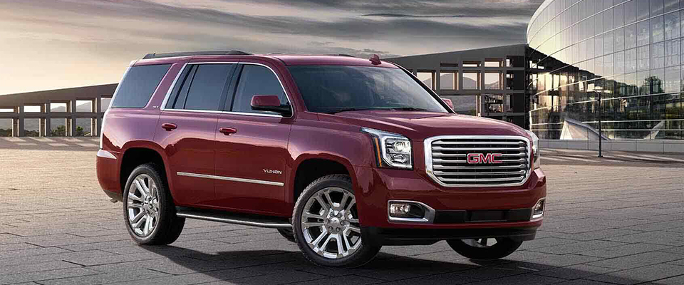 2018 GMC Yukon XL Appearance Main Img