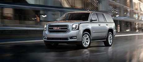 2018 GMC Yukon performance