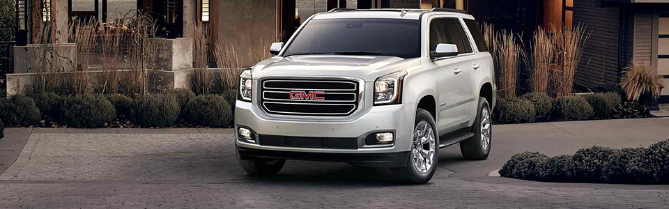 2018 GMC Yukon Safety Main Img