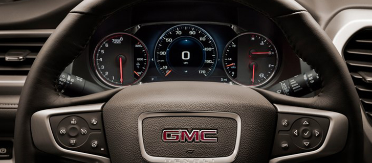 2019 GMC Acadia Denali Automatic Heated Steering Wheel