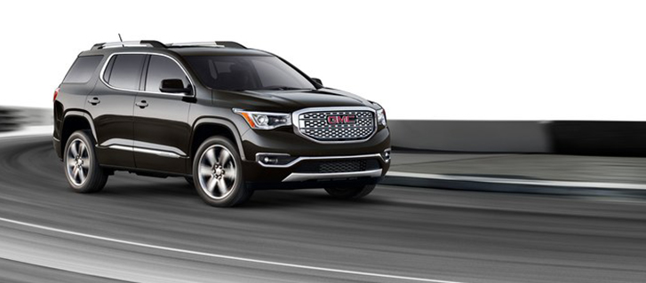 2019 GMC Acadia Denali 3.6L V-6 engine with Active Fuel Management