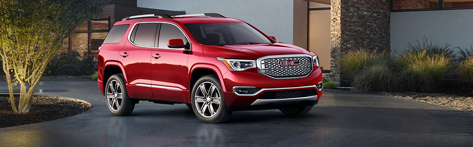 2019 GMC Acadia Denali Safety Main Img