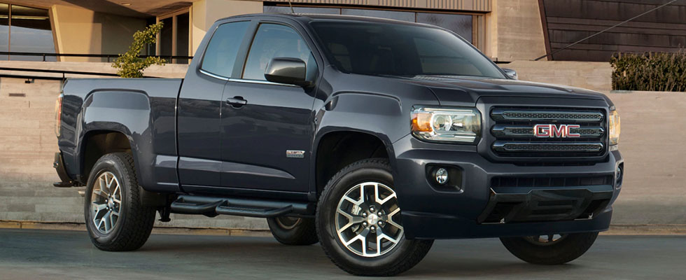 2019 GMC Canyon All Terrain Appearance Main Img