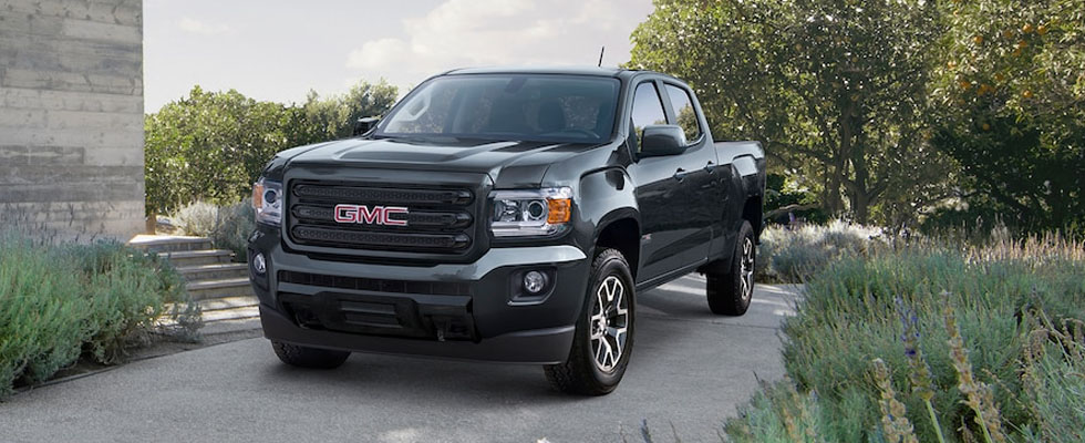 2019 GMC Canyon All Terrain Main Img