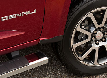 5-Inch Chrome Assist Steps