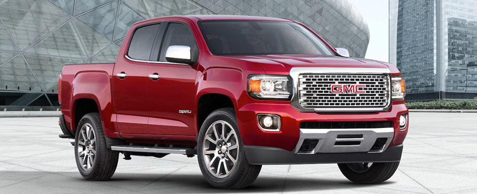 2019 GMC Canyon Denali Main Img