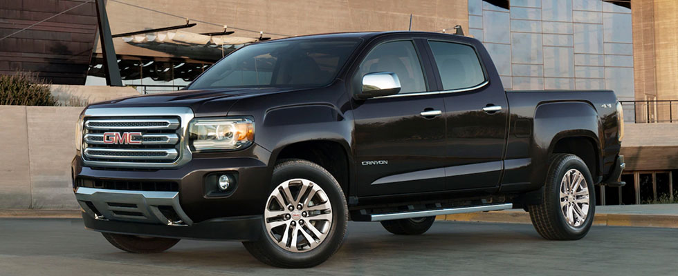 2019 GMC Canyon Appearance Main Img