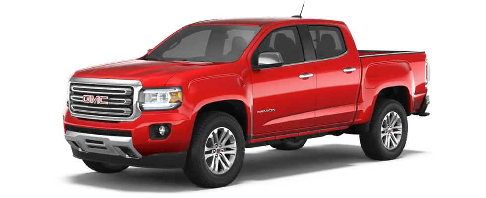 2019 GMC Canyon Main Img